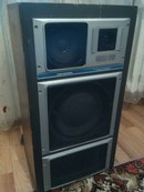 Продам акустическую систему электроника 35AC-015